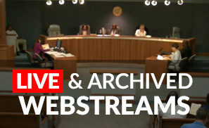 Live & Archived Webstreams
